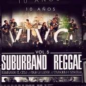 10 Años en Vivo Vol. 5 by Suburband Reggae