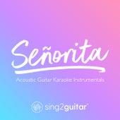 Señorita (Acoustic Guitar Karaoke Instrumentals) de Sing2Guitar