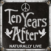 Naturally Live van Ten Years After