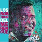 Los Rostros del Merengue by Alex Bueno