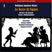 Mozart: Le nozze di Figaro [The Marriage of Figaro] (1950), Volume 1 by Wiener Philharmoniker