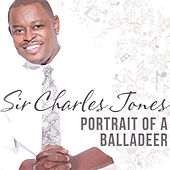 Portrait of a Balladeer by Sir Charles Jones