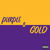 Purple & Gold von Big Kuntry King