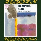 Live In Paris, 1963 (HD Remastered) de Memphis Slim