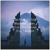 Zen Music for Total Relaxation, Sleep, Study, Spa, Massage, Yoga, Meditation de Various Artists