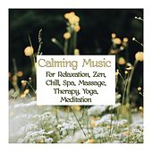 Calming Music for Relaxation, Zen, Chill, Spa, Massage, Therapy, Yoga, Meditation de Various Artists