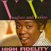 Vaughan And Violins (Remastered) by Sarah Vaughan