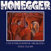 Honegger:  Symphonies Nos 1-5, Pacific 231, Mouvement symphonique No. 3 de Czech Philharmonic