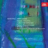 Martinu:  Nipponari, Magic Nights, Czech Rhapsody von Various Artists