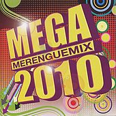 Mega Merenguemix 2010 de Various Artists
