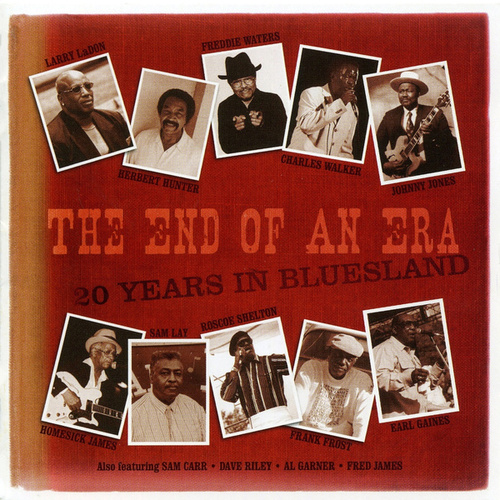 The End of An Era: 20 Years in Bluesland by Various Artists