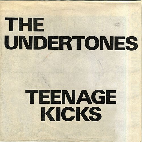 Teenage Kicks EP by The Undertones
