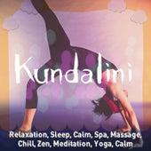 Kundalini: Relaxation, Sleep, Calm, Spa, Massage, Chill, Zen, Meditation, Yoga, Calm de Various Artists