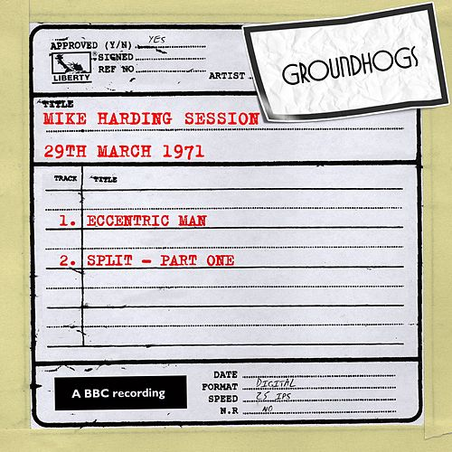 Mike Harding Session (29th March 1971) by The Groundhogs