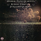 Dvorak: Piano Quartet No. 1 in D Major, Op. 23 & Piano Quartet No. 2 in E-Flat Major, Op. 87 de Rudolf Firkusny