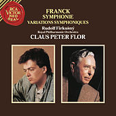 Franck: Symphony in D Minor, FWV 48 & Symphonic Variations, FWV 46 de Claus-Peter Flor