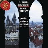 Dvorak, Janacek & Martinu: Songs de Rudolf Firkusny