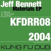 Materials EP by Jeff Bennett