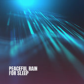 Peaeful Rain for Sleep de Various Artists