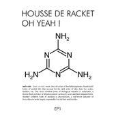 Oh Yeah! EP 1 de Housse de Racket