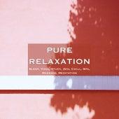 Pure Relaxation: Sleep, Yoga, Study, Zen, Chill, Spa, Massage, Meditation de Various Artists