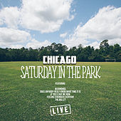 Saturday in the Park (Live) de Chicago