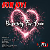 Burning For Love (Live) by Bon Jovi