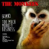 Too Much Monkey Business (Live) von Davy Jones
