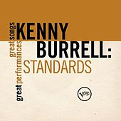 Standards (Great Songs/Great Performances) de Kenny Burrell