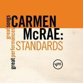 Standards (Great Songs/Great Performances) von Carmen McRae