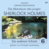 Sherlock Holmes: Ein sauberer Schnitt (Die Abenteuer des jungen Sherlock Holmes 6) von Sir Arthur Conan Doyle