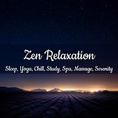 Zen Relaxation: Sleep, Yoga, Chill, Study, Spa, Massage, Serenity de Various Artists