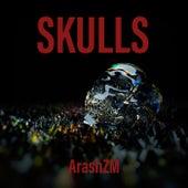 Skulls by ArashZM