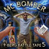 P-Berg Battletape 5 de MC Bomber