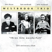 Three into Wonderfull by Westbrook Trio
