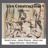 Live Constructions, Vol. 2 de Daniel Carter