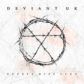 Barbed Wire Star by Deviant UK
