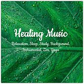 Healing Music: Relaxation, Sleep, Study, Background, Instrumental, Zen, Yoga by Various Artists