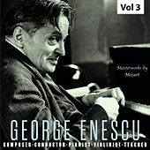 Enescu: Composer, Conductor, Pianist, Violinist & Teacher, Vol. 3 (Live) de Jacques Thibaud