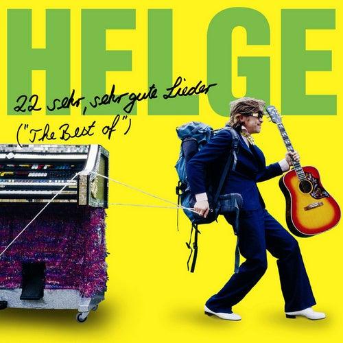 22 sehr, sehr gute Lieder ('The Best of') by Helge Schneider