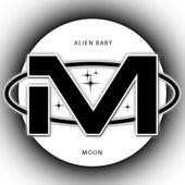 Alien Baby by Moon