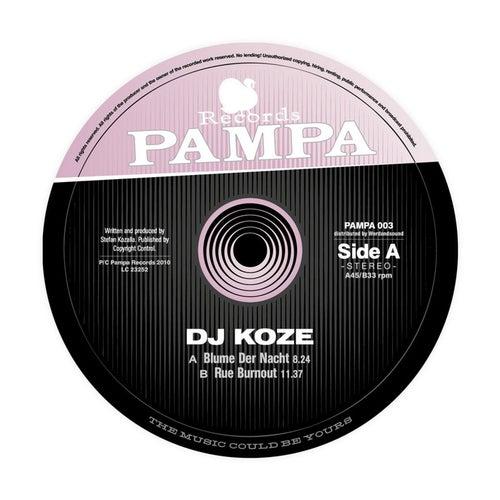 Rue Burnout by DJ Koze