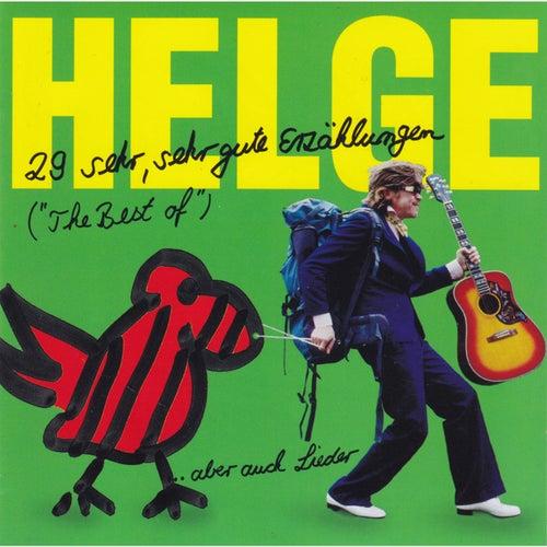 29 sehr, sehr gute Erzählungen ('The Best of') by Helge Schneider