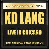Live in Chicago (Live) de k.d. lang