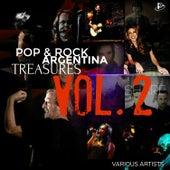 Pop & Rock Argentina Treasures, Vol.2 de Various Artists