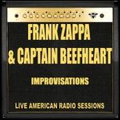 Improvisations (Live) van Frank Zappa