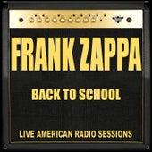 Back To School (Live) van Frank Zappa