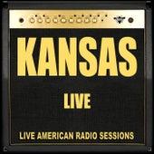 Kansas Live (Live) by Kansas