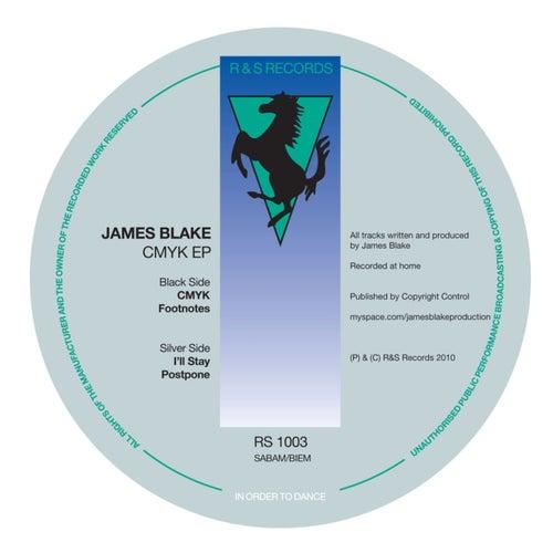 CMYK EP by James Blake