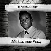 R&B Legends Vol.4 de Hank Ballard